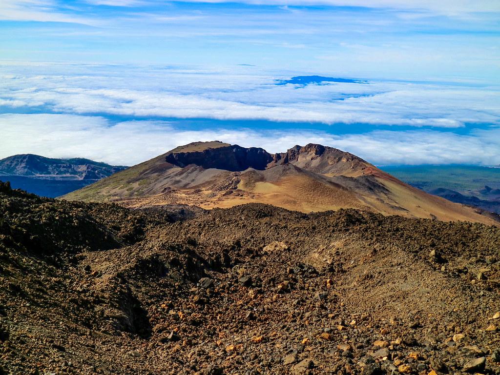 Volcan Pico Viejo