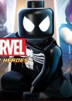 Lego Symbiote-Suit Spider Man