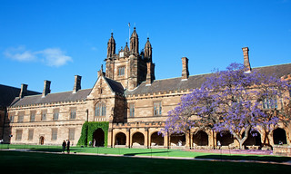 University of Sydney quad | by Andrea Schaffer