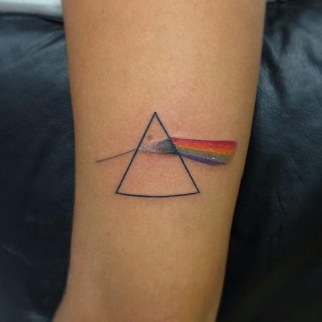 Pinkfloyd Tattoo Juninhotattoo Juninho Tattoo Flickr