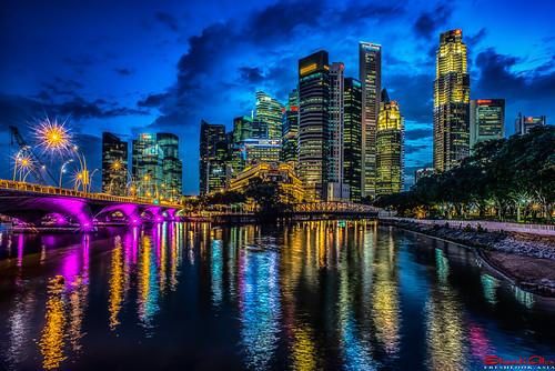 Night Singapore | by Shanti Alex