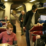 Train to New Haven