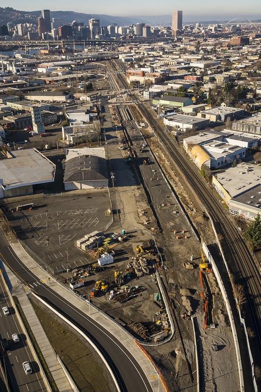 Clinton/SE 12th Ave Station Area