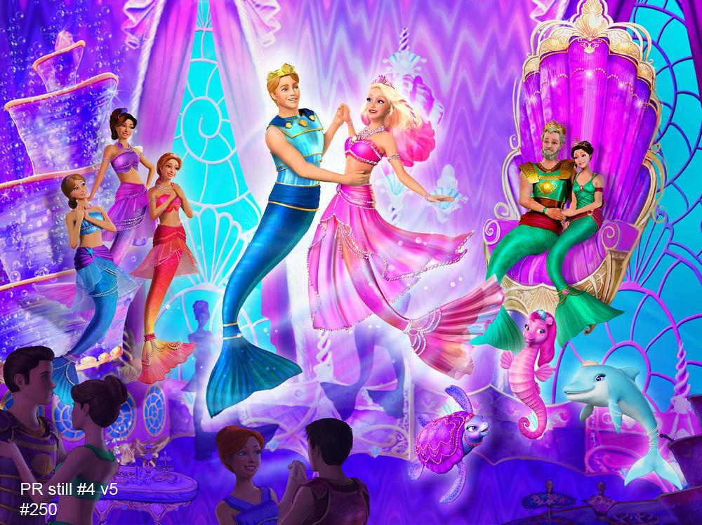 Barbie Die Magischen Perlen Stream