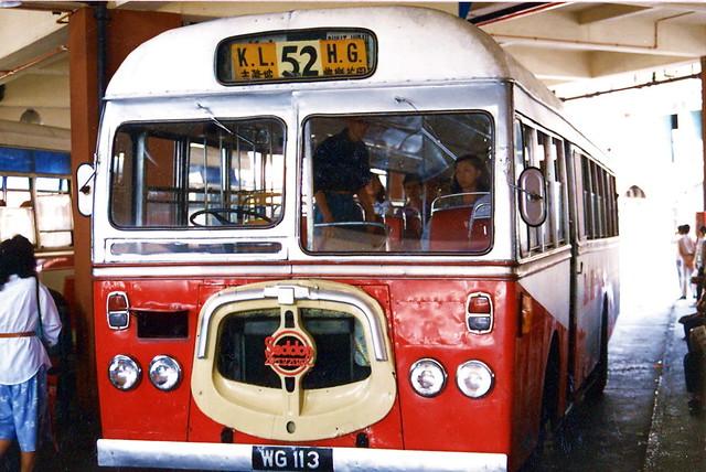 1976 Seddon Mk17 Diesel Malaysia WG113