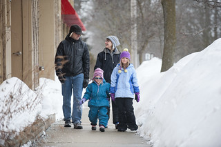 Snow Removal: Sidewalks and Trails