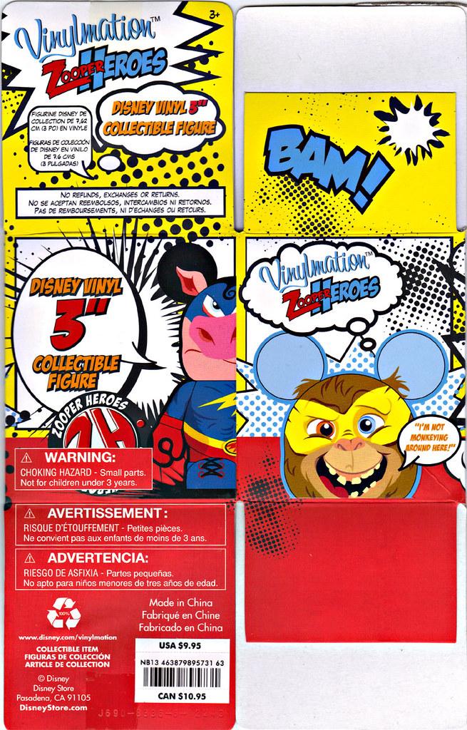 "Vinylmation ZOOPER HEROES :: 'ZIPPY THE ROCKET TURTLE' - DISNEY VINYL 3"" // ..box i ((  2013 )) by tOkKa"
