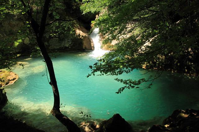 Urederra - Beautiful water