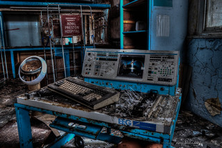 Whittingham Asylum - EEG Machine | by DugieUK