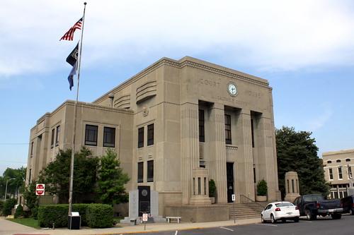 Caldwell Co Courthouse - Princeton, KY