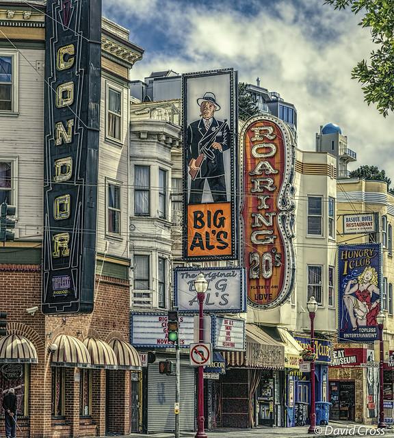 The Naughtiest Street in San Francisco