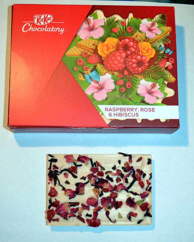 Raspberry Rose And Hibiscus Kitkat Kitkat Jodi Flickr