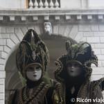 Viajefilos en el Carnaval de Venecia, Mascaras Venecianas 10