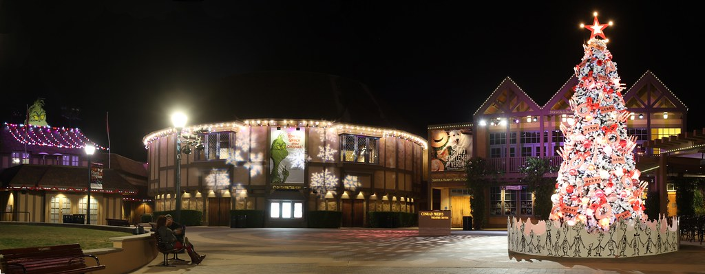 How the Grinch Stole Christmas at the Old Globe Theatre - … | Flickr