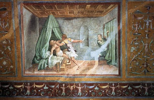 +1536 La violación de Lucrecia