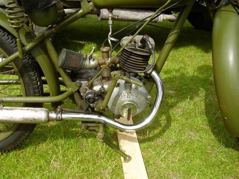 Royal Энфилд Мотоциклет (5)