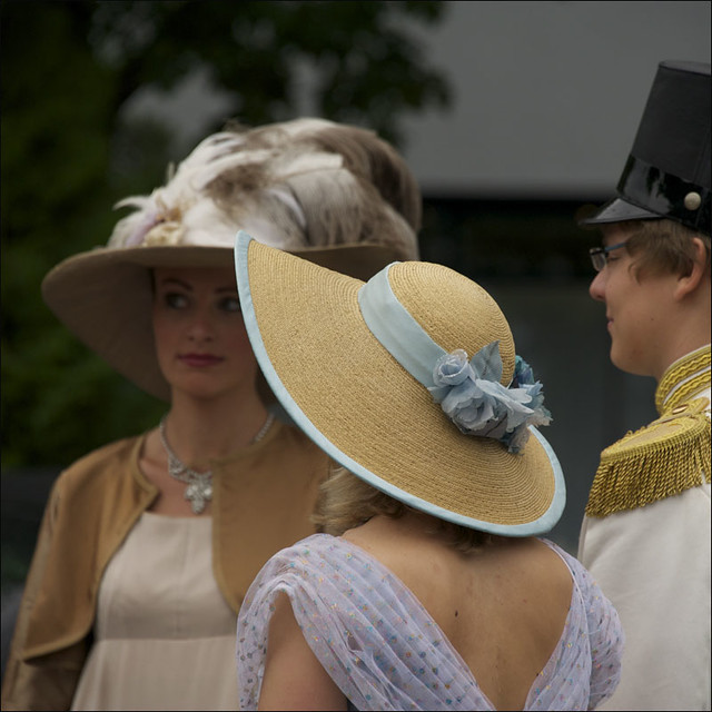 ladies' day at the races