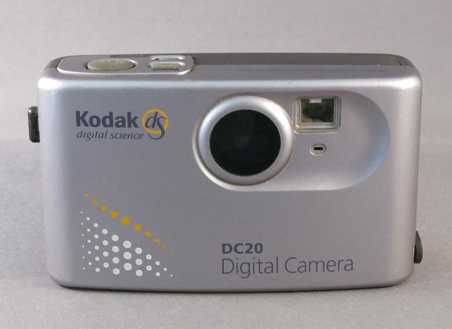 Kodak DC20 Digital