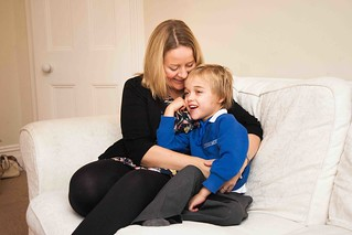 Jane Kemp with her son, Tom | by Carers Centre Bath and North East Somerset