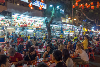 Chinese Night Market, Jalan Alor | by Luke Robinson