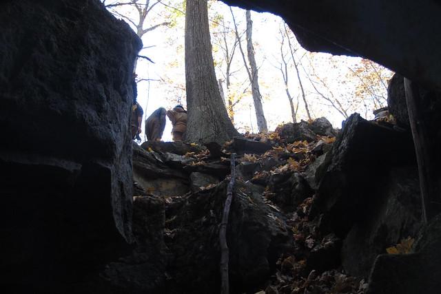 Suicide Cave