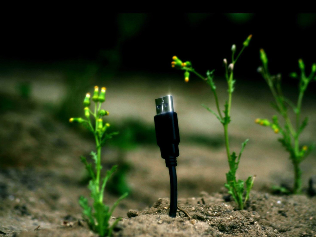Technology_Vs_Plants-