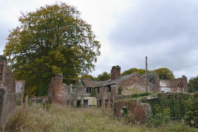 Newton Park remains