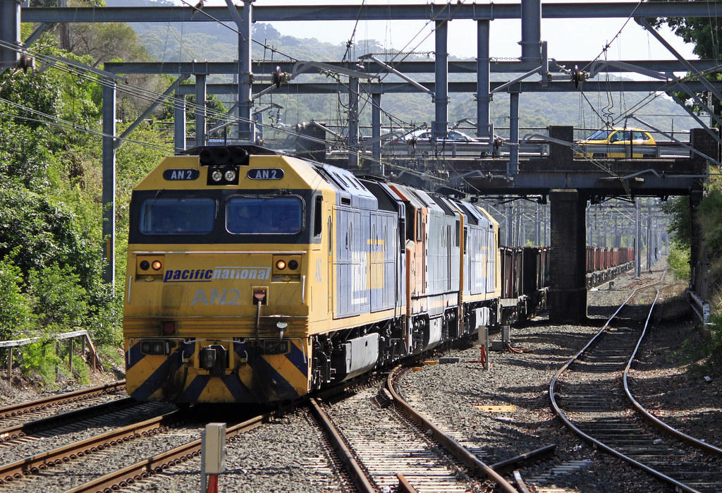 AN2, DL49, AN7 8934 Thirroul by Thomas