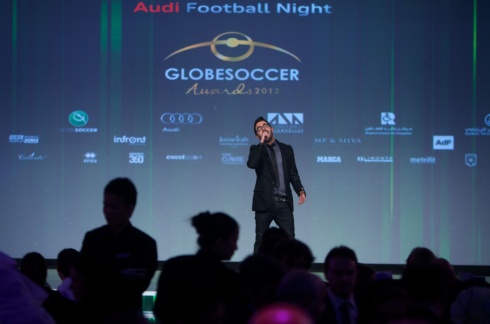 Globe Soccer Awards 139