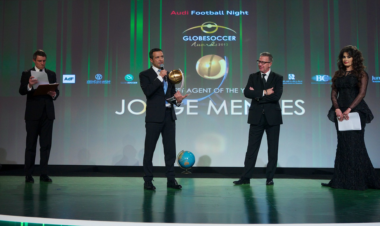 Globe Soccer Awards 237