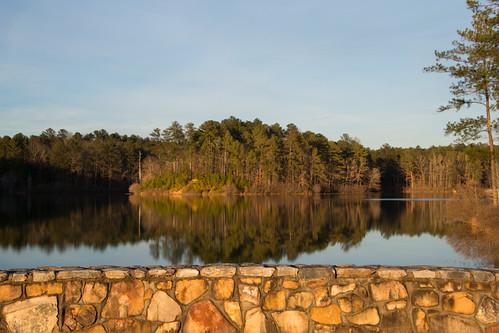 sunset lake birmingham alabama