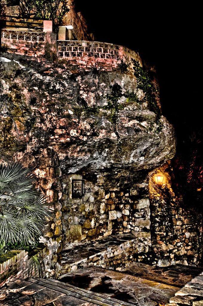 Subida Castillo Marbella
