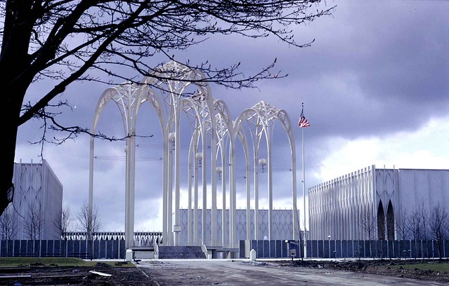 Pacific Science Center at Seattle Center campus - Seattle Washington State USA
