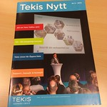 Tekis Nytt - text, bild & form