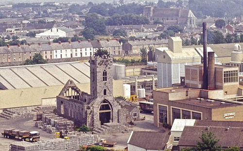 Smithwick's Brewery, built around ruined abby | by David McSpadden