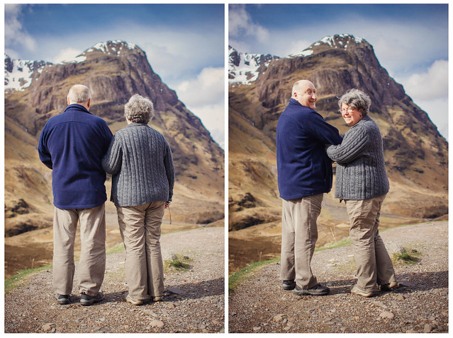 Mother & Father, Glencoe