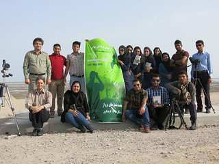 Iran-Province of Hormozgan-Bandar abbas township (department of Hormozgan environment +Mashq-e-Afarinesh institute) | by World Migratory Bird Day worldmigratorybirdday.org