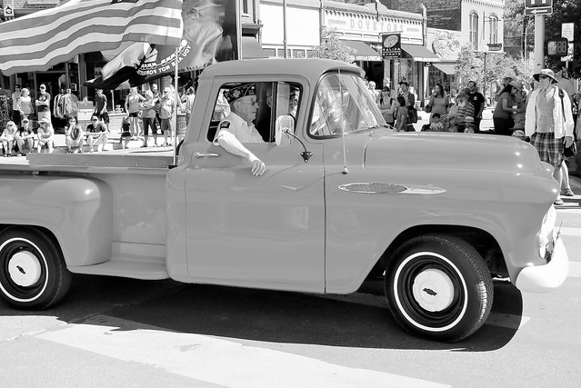 Great Old Chevy Truck