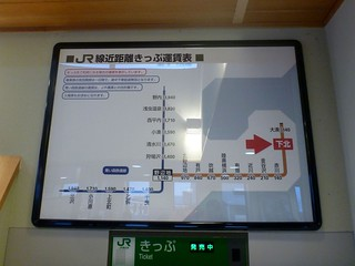 Shimokita Station, JR   by Kzaral