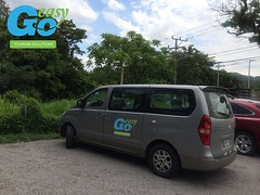 Go Easy Tourism Solutions in Costa Rica- Buseta