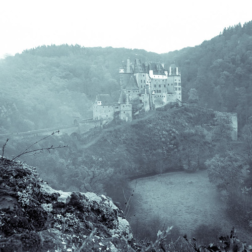 the fairy tale castle | by my analog journey