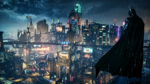 Batman: Arkham Knight / Looking Over | by Stefans02