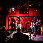 Mon, 17/10/2016 - 5:17am - Seratones broadcast for WFUV Public Radio from Rockwood Music Hall in New York City, October 17, 2016. Hosted by Russ Borris. Photo by Gus Philippas/WFUV
