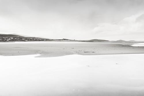 ireland mayo mulranny landscape water