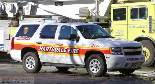 Hartsdale FD Car 2172 Photo