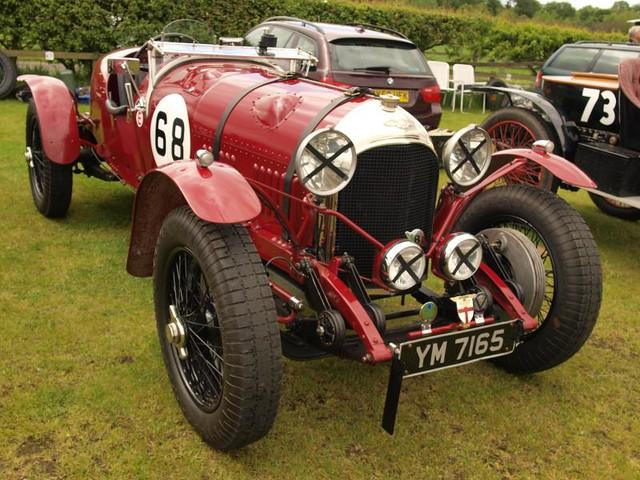 Bentley 3-4 Race Car - 1926 (68)