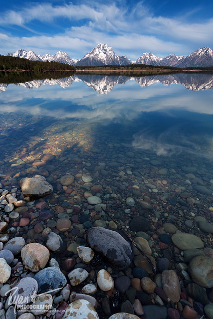 Morning at Jackson Lake