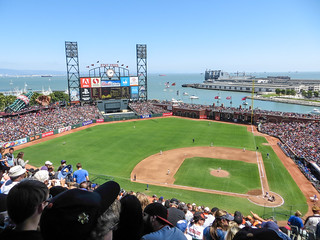 AT&T Park from the View Reserved Seats | by donjd2