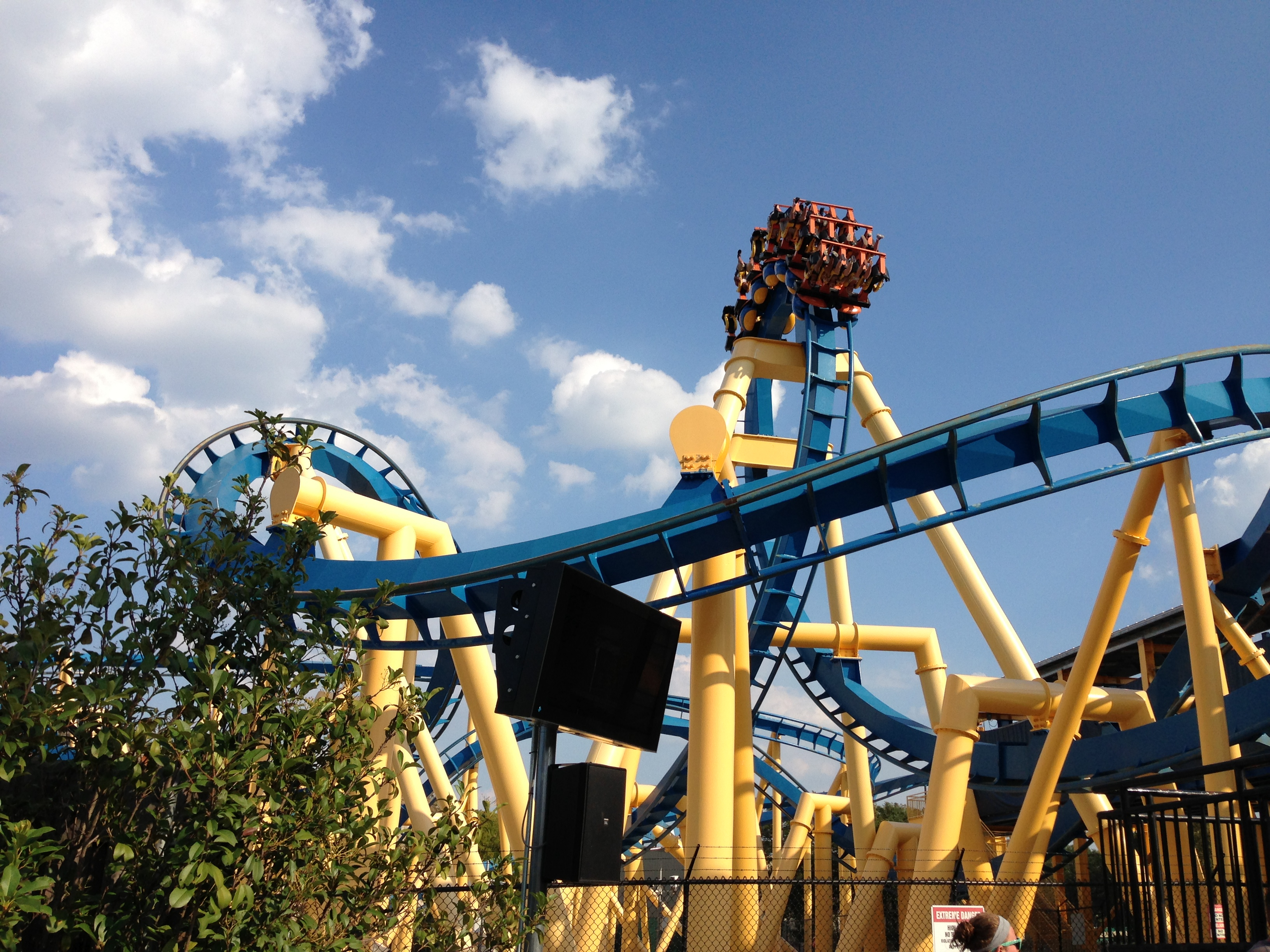 Six Flags Fiesta Texas 2013