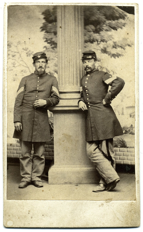 A Pair of Federal Sergeants